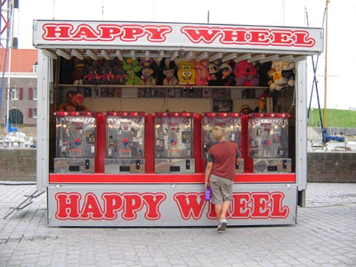 Happy Wheel 1